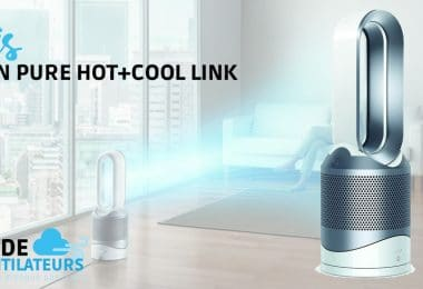 Dyson Pure Hot+Cool Link Purificateur d'air