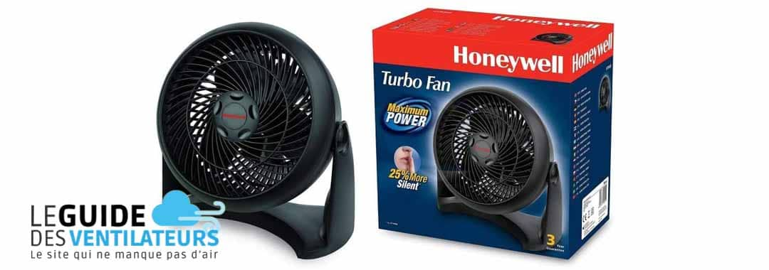Honeywell HT-900E Turbo-Ventilator