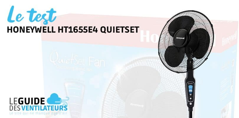 Honeywell HT1655E4 QuietSet