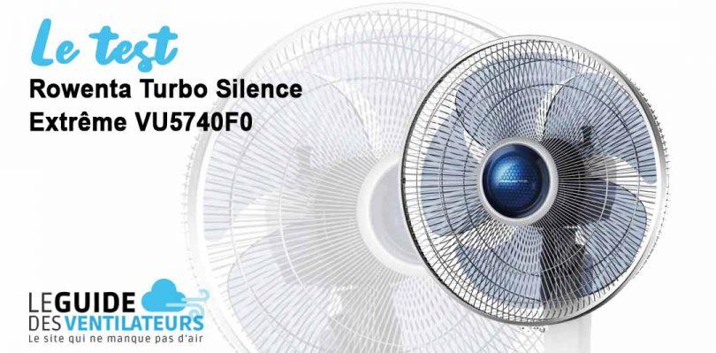 Rowenta Turbo Silence Extrême VU5740F0