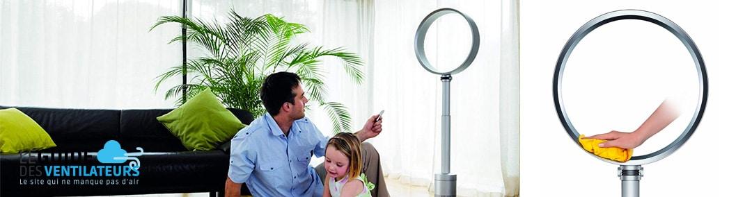 Ventilateur sans pale Dyson AM08
