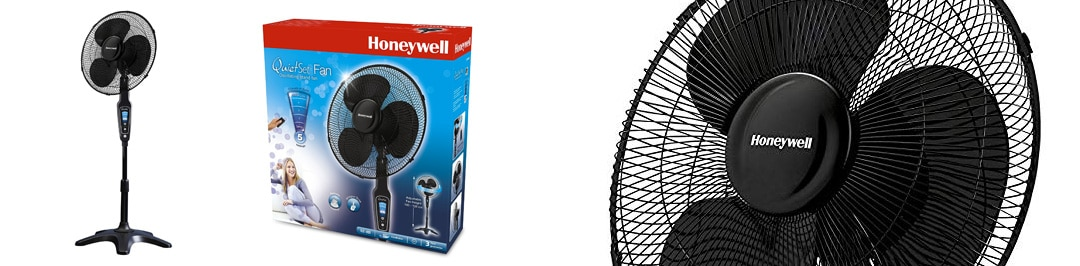 ventilateur silencieux Honeywell HT1655E4 QuietSet