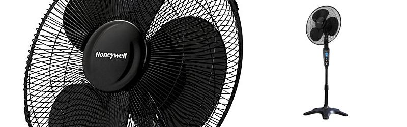 Ventilateur silencieux Honeywell Quiet Set