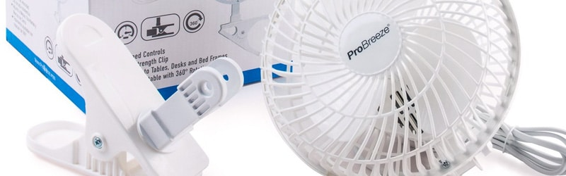 Avantages ventilateurs de bureau
